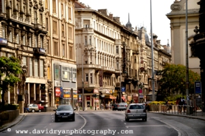 Szabad Sajto Street, budapest
