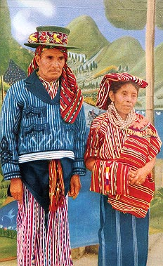Guatemalan couple