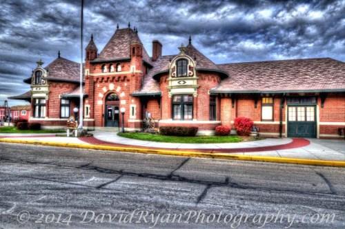 Nampa Train Depot Museum
